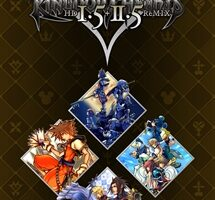 KINGDOM HEARTS 1.5-2.5 Remix